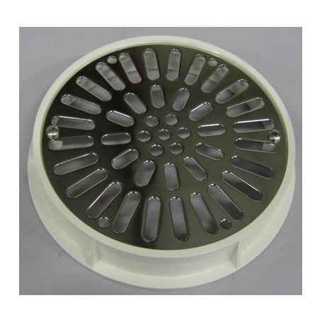 Grille de drainage ABS 200 Modèle 00279 (ASTRAL) reference 42330