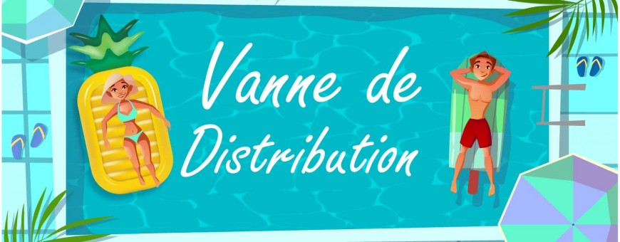 Vanne de disitribution Net n clean